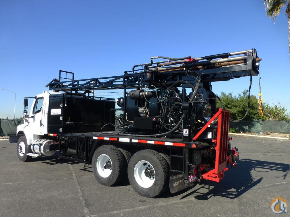2009 MOBILE B59 Drill Rig  Vertical MOBILE B59 Big Truck amp Equipment Sales LLC 18911 on CraneNetworkcom